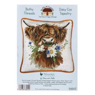 Wrendale Daisy Coo Tapestry Kit