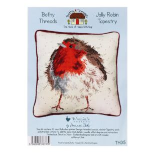 'Jolly Robin' Bothy Threads Tapestry Kit