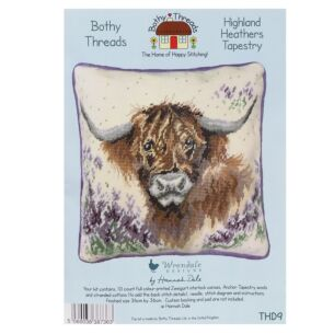 'Highland Heathers' Bothy Threads Tapestry Kit