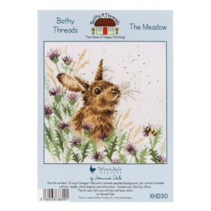 'The Meadow' Bothy Threads Cross Stitch Kit