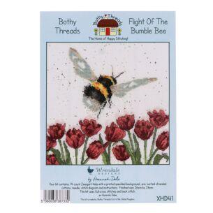 'Flight Of The Bumblebee' Bothy Threads Cross Stitch Kit