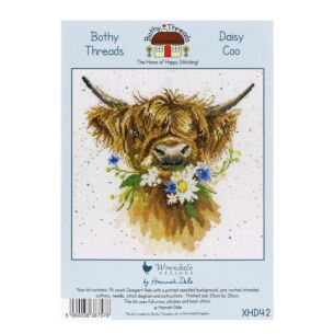 'Daisy Coo' Bothy Threads Cross Stitch Kit