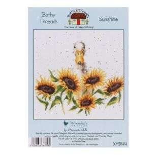 Sunshine Cross Stitch Kit