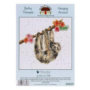 'Hanging Around' Bothy Threads Cross Stitch Kit
