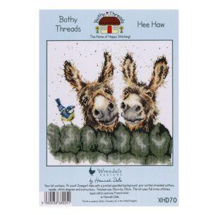 'Hee Haw' Bothy Threads Cross Stitch Kit