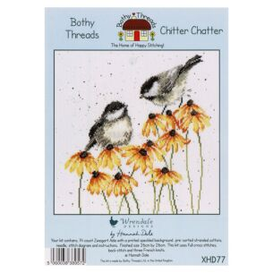 'Chitter Chatter' Bothy Threads Cross Stitch Kit