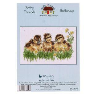 'Buttercup' Bothy Threads Cross Stitch Kit