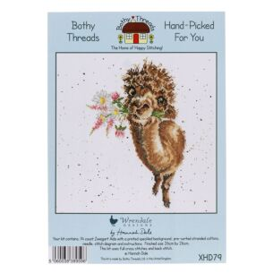 'Hand Picked For You' Bothy Threads Cross Stitch Kit