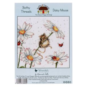 'Daisy Mouse' Bothy Threads Cross Stitch Kit