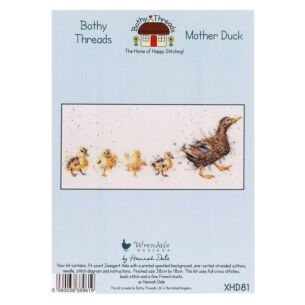 'Mother Duck' Bothy Threads Cross Stitch Kit