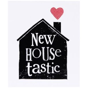 New House-Tastic Card