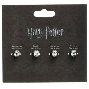 Charm Bead Set of 4 - Spell Beads