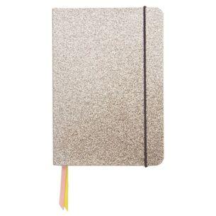 Glitter A5 Notebook