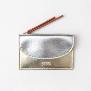 Gold Cardholder Coin Purse