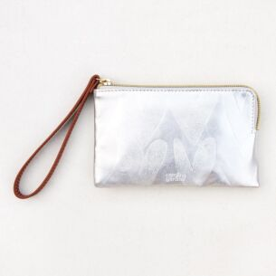 Silver Hearts Essential Purse