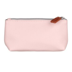 Blush Pink Handbag Makeup Bag