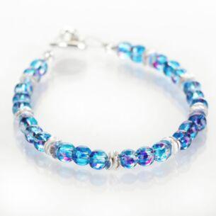 Turquoise Splashes Bracelet