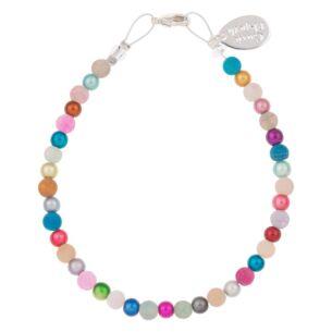 Rainbow Miracle & Agate Bracelet