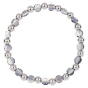 Purple Glitters Bracelet