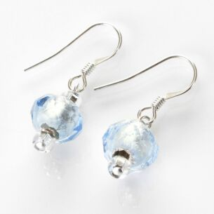 Ice Winter Radiance Earrings