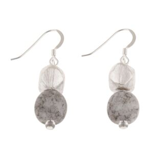 Cloud Mottles Earrings