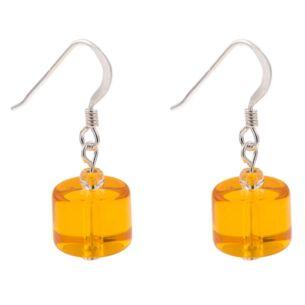 Yellow Shine Earrings