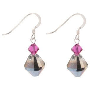 Pink Lanterns Earrings