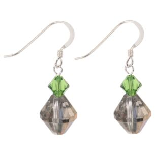 Green Lanterns Earrings
