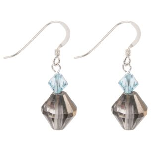 Light Blue Lanterns Earrings