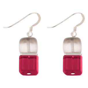 Red Sunset Deluxe Earrings