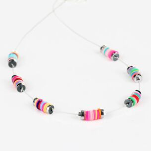 Myriad Spaced Necklace