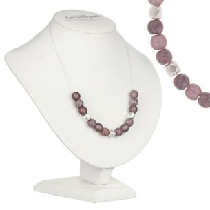 Heather Mottles Necklace