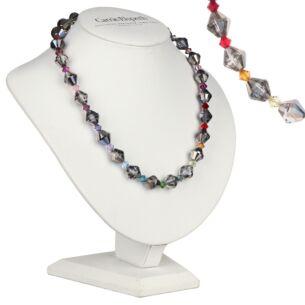 Crystal Lanterns Full Necklace