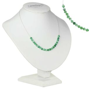 Green Ice Floe Necklace