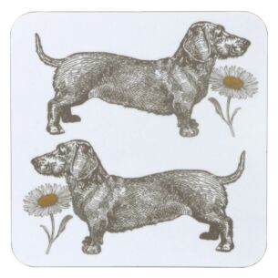 Dog & Daisy Pot Stand