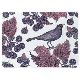 Blackbird & Bramble Set of 4 Placemats