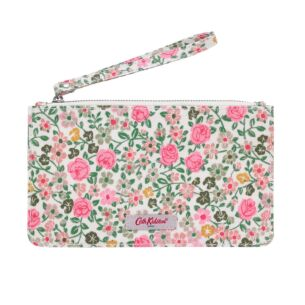 Hedge Rose Single Wristlet Purse