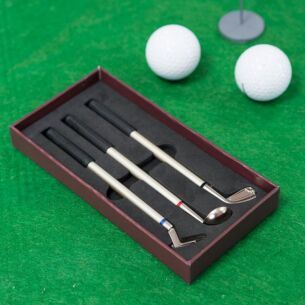 Set of 3 Fairway Golf Pens