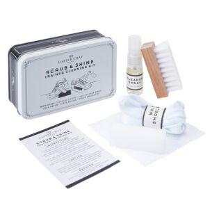 Dapper Chap Scrub & Shine Trainer Cleaning Kit