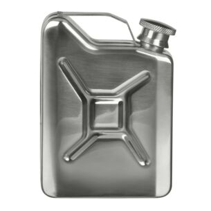 Dapper Chap Fuel Can Hip Flask