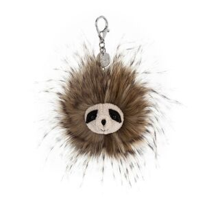 Jellycat Cyril Sloth Bag Charm