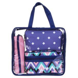 Kaleidoscope Four Piece Bag Set