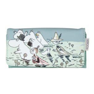 Moomin River Wallet