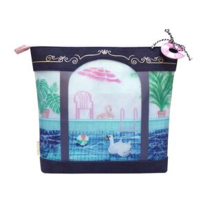 Disaster Designs Boulevard Swimming Baths Wash Bag