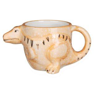 Tyrannosaurus Rex Shaped Mug