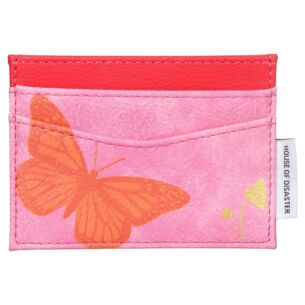 Heritage & Harlequin Butterfly Card Holder