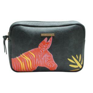 Heritage & Harlequin Zebra Mini Bag