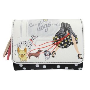Disaster Designs Keepsake 'I Love Dogs' Purse