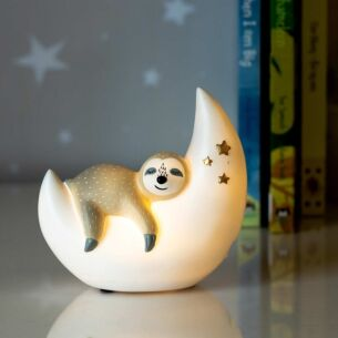 Disaster Designs Small LED Sleepy Sloth Light