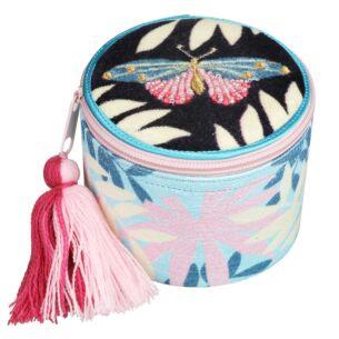 Luxe Butterfly Trinket Box